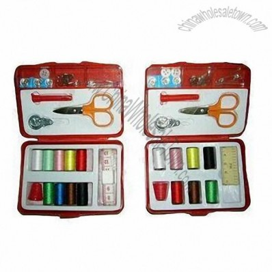 Portable Colorful and Useful Travel Sewing Kits