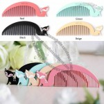 Portable Cute Cartoon Fox Comb Short