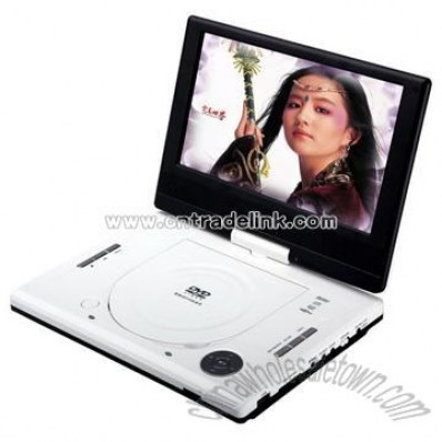 Portable DVD Player with 9inch LCD and DVB-T