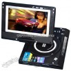 Portable DVD with 7inch LCD/DVB-T