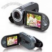Portable Digital Video Camera with 2.4-inch Large Screen and 5.0-megapixel Photo Resolution