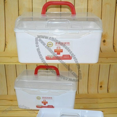 Portable Drug Storage Box