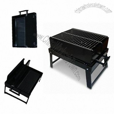 Portable Expandable BBQ Grill