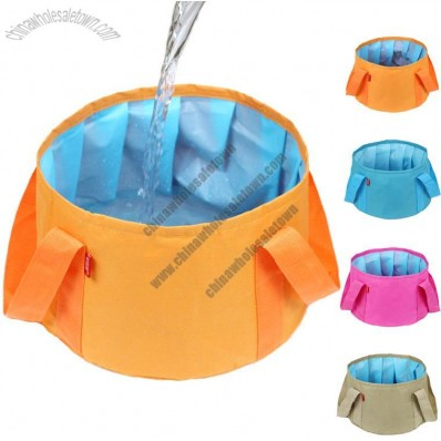 Portable Folding Basin For Outdoor Travel