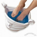Portable Inflatable Foot Massager Bag