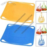 Portable Magic Shopping Fruit Net Handbag Tote Bag