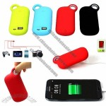 Portable Power Bank with Hanging Hole