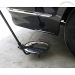 Portable Security Under Vehicle Search Mirror