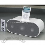 Portable Speaker for iPod /MP3/MP4