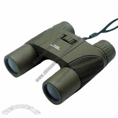 Portable Waterproof Binoculars with 10 to 25x Magnification
