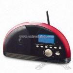 Portable Wi-Fi Internet Radio
