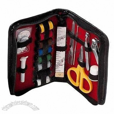 Portable and Practical Design Iron Boxes Package Travel Sewing Kit