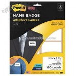Post-it? Super Sticky Name Badge Labels