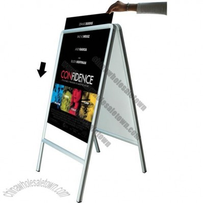 Poster Stands - A Frame