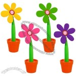 Potted Flower Pen - Assorted