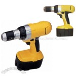 Power Drill Stress Ball Toy