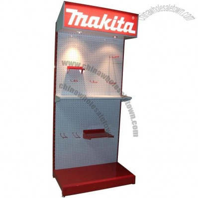 Power Tool Display Stand 1000 x 450 x 2100 mm