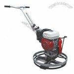 Power Trowel with 580mm Diameter and Air-cooled/Single-cylinder/Four-stroke Combustion
