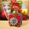 Practical Resin Christmas European Style Corded Telephone