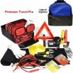 Premium Travel Pro Car Emergency Kit