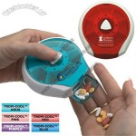 Press Button 7 Day Pill Case/Pill Box