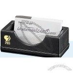 Prestige Leather Business Card Holder
