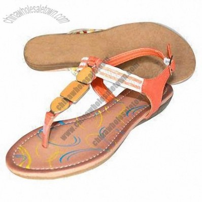 Pretty And Colorful Women's Sandals