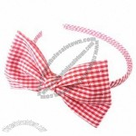 Pretty Student/Girls' Hair Bows With Elastic Band