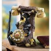 Pretty Tree and Bear Shaped Caller ID Corded Telephones