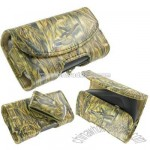 Print Horizontal Carrying Case/Pouch for Motorola Rival A455