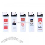 Printed Slim Opaque Lighters