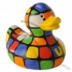 Printed Squeaky Bath Rubber Duck