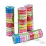 Printed Stationery Tape
