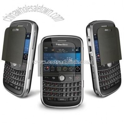 Privacy Screen Filter for Blackberry Bold 9000