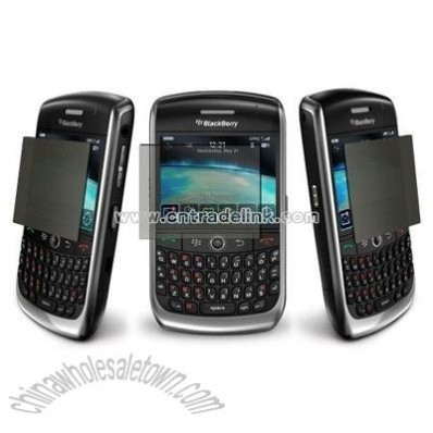 Privacy Screen Filter for Blackberry Curve 8900