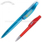 Prodir DS2 Silver Nose promotional ball pen