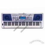 Professional Electronic Keyboard/Musical Keyboard/Electronic Organ with 136 Timbres and 128 Rhythms