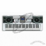 Professional Type Electronic Keyboard/Musical Keyboard/Electronic Organ with 61 Keys and LCD