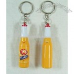 Projector Keychain with Beer Bottle Shape