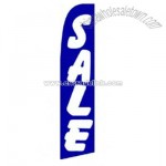 Promo Flag Tear Drop Feather Flag Banner