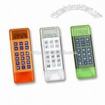 Promotional Acrylic Calculator with 8 Digits and Auto Power Off Function