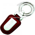 Promotional Arch With Leather Back - Key Tags
