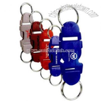 Promotional Buckle Key Tag
