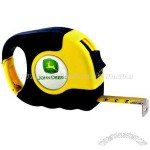 Promotional Carabiner Tape Measure With Rubberized Base