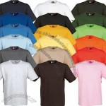 Promotional Coloured T Shirts