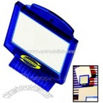 Promotional Computer mirror w/ memo holder