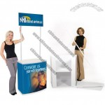 Promotional Counter Display Stand Campaign Graphic Counter Display