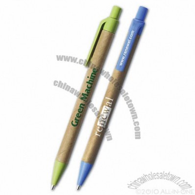 Promotional Eco Natural Pen