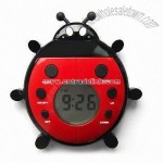 Promotional FM Scan Novelty Radio with Magnetic Timer