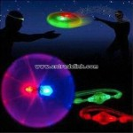 Promotional Flashing LED Flying Disc
